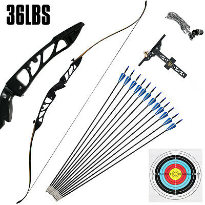 OMP Adventure 2.0 Recurve 48/'/' 10# Right Hand Bow