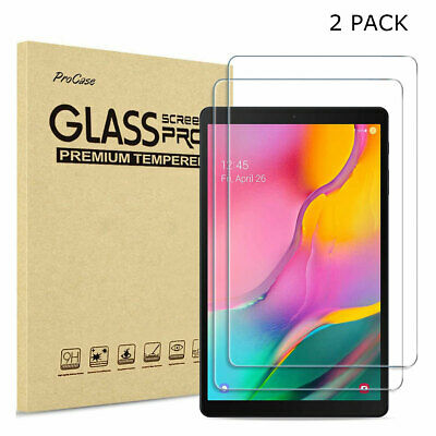 "For Samsung Galaxy Tab A 10.1"" 8.4"" 8.0"" Tempered Glass 9H Hard Screen Protector"