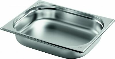 Gastronorm Stainless Steel Model Top Line 1/2 Gn 150 MM Deep Gn-Containers