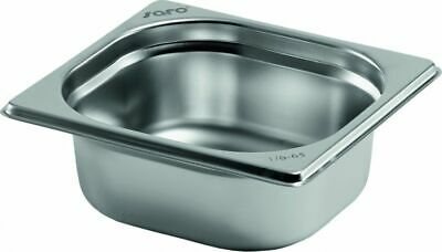 Gastronorm Stainless Steel Model Top Line 1/6 Gn 150 MM Deep Gn-Containers
