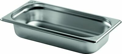 Gastronorm Stainless Steel Model Top Line 1/3 Gn 150 MM Deep Gn-Containers