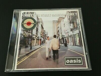 OASIS - (What's The Story) Morning Glory - CD Gebraucht