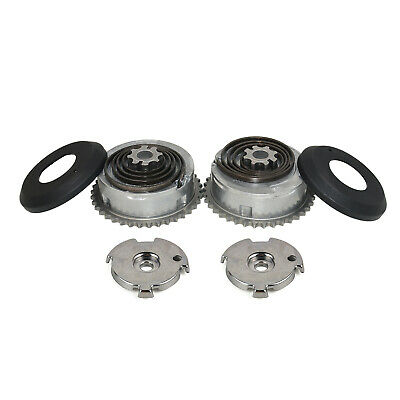 Pair Camshaft Adjusters 11367583819 For BMW X1 E84 2011-2015 I4 2.0L