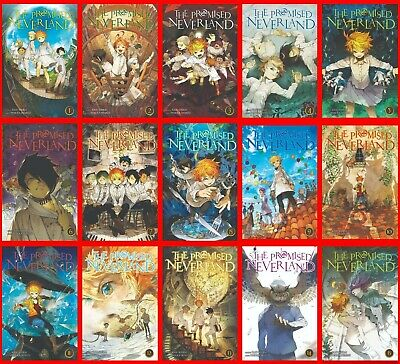 Manga - The Promised Neverland - Sequenza Completa 1/16