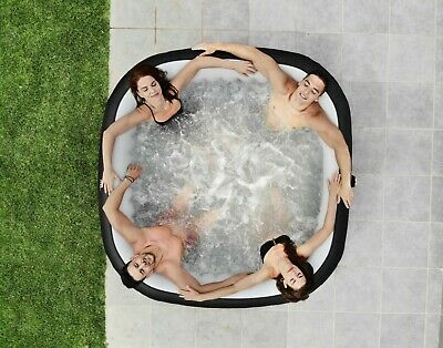 MSpa Soho inflatable spa - Piscina Hidromasaje hinchable MSpa Soho