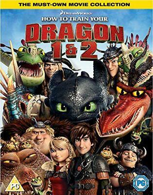 How to Train Your Dragon / How to Train Your Dragon 1 & 2 [Double Pack] [Blu-ray