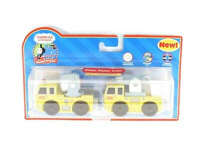 THOMAS /& Friends Wooden Railway Sodor Fire Crew 99196 New Free Shipping