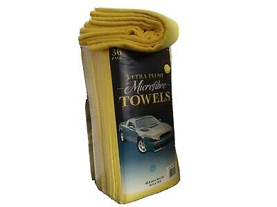 Pack of 5 kirkland signature microfibre towels/ cloths.