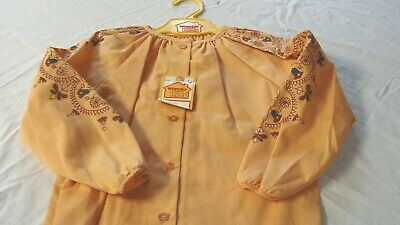 New / Old Stock Vintage Wrangler Kids Size 5 Girl's Long Sleeve Blouse