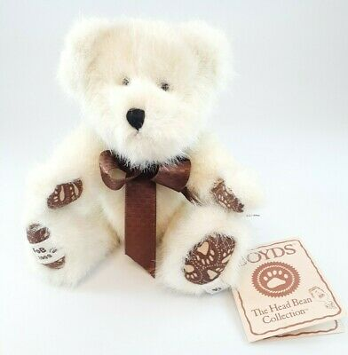 Jointed with Tag The Head Bean Collection H B Heirloom Series Vintage Boyds Bubba Ray Teddy Bear 1991