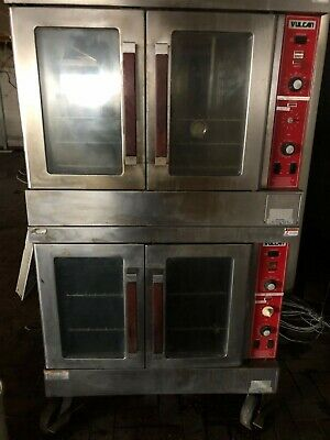 vulcan used commercial convection oven