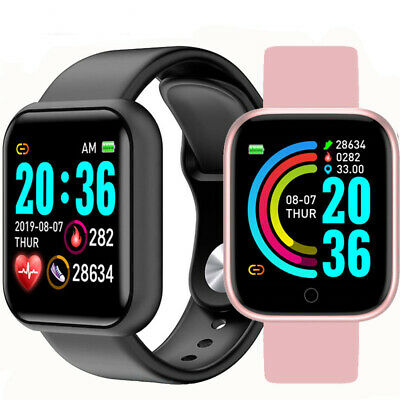 D20 Waterproof Bluetooth Smart Watch Phone Mate Smart Bracelet For Android