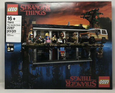 LEGO #75810 STRANGER THINGS The Upside Down 2,287 Pieces