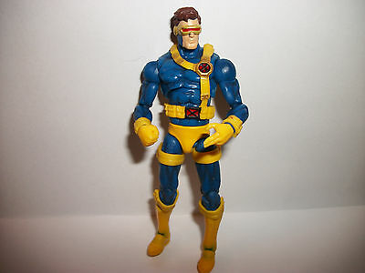 "Marvel Universe Super Hero Comic Book Figure 3-4"" X-Men Cyclops 3.75"" 1a"