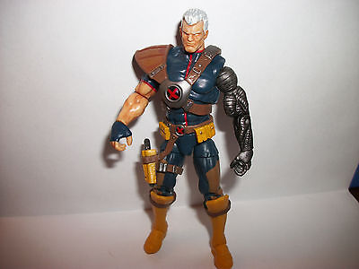 "Super Hero Comic Book Marvel Universe Figure 3-4"" 3.75"" Cable X-Men  2a"
