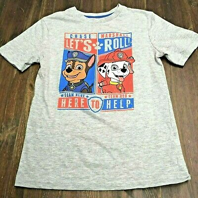 Boys Paw Patrol Marshall Dare to Dream Long Sleeve Top Sizes from 12 Months to 5 Years