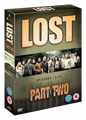 Lost - Season 2 - Part 2 [2006] [DVD], Acceptable, DVD, FREE & FAST Delivery