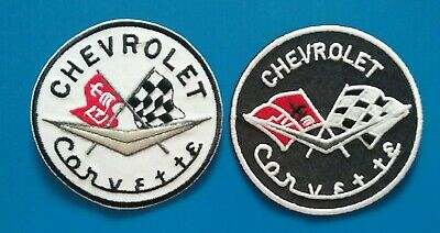 6 CHEVROLET CHEVY Easy Sew//Iron On WHOLESALE 3 Inch PATCHES FREE SHIPPING