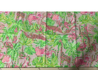 Summer Lobstah Roll Lilly Pulitzer Pattern Pillow Cover Cushion Sofa Case