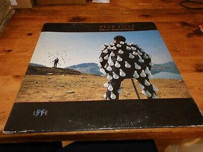Pink Floyd - Delicate Sound Of Thunder - UK 1988 double vinyl LP
