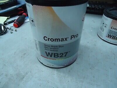 AXALTA CROMAX PRO Bright Red WB60 Basecoat UNOPENED WB-60
