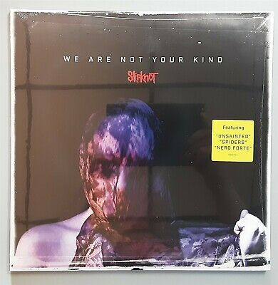 Slipknot We Are Not Your Kind LP Vinyl Record new