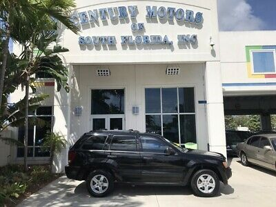 2006 Jeep Grand Cherokee  Cloth Seats Power Windows Cruise CD AUX A/C Alloy Wheels Roof Rack