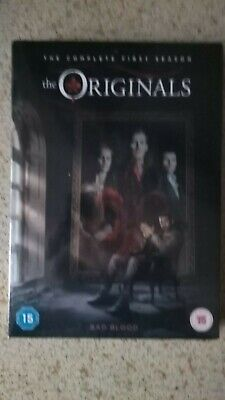 DVD The Originals The Complete First Season - New (Sealed)