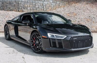 2018 Audi R8 Coupe RWS V10 2018 Audi R8 Coupe RWS! Limited Production!! Low Reserve! Low Miles!