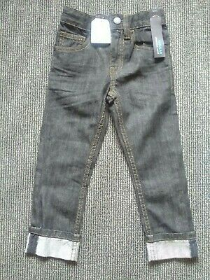Bnwt Boys Next Black Jeans Age 3 Years