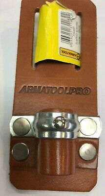 Armatool TH6P Genuine Leather Single Scaffold Spanner Holder Made in England