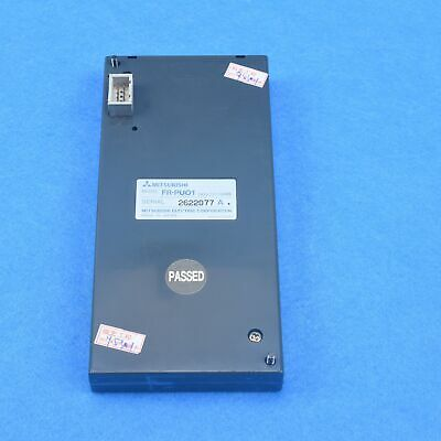 Business & Industrial ONE USED Mitsubishi operation panel FR-PU01 ...