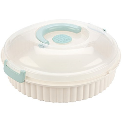 Sweet Creations, vented, locking multi purpose pie carrier, cookies, party