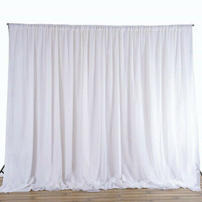 2, 58X108 lovemyfabric 100/% Polyester Poplin Window Curtain Panel//Stage Backdrop//Photography Backdrop-Charcoal