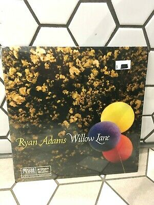 """RYAN ADAMS WILLOW LANE -YES OR RUN /RED HOT BLUES US IMPORT New Sealed  7"""" VINYL"""