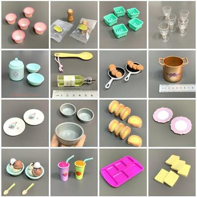 """LOT 10 Flower Pot Set Accessories Fit For 18/"""" American Girl dolls Toys #K1"""