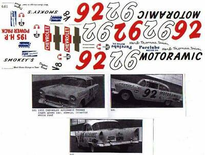 Fred Cady 67 1971 Javelin Coupe 360,390,401 decal