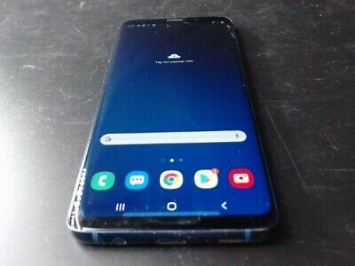 Samsung Galaxy S9 Plus - 64GB - SM-G965U - Smartphone - Verizon - READ FULL