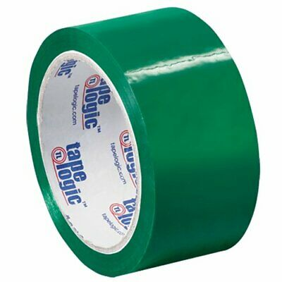Aviditi Tape Logic 2 Inch x 55 Yard 2.2 Mil Green Heavy Duty Colored Packing ...