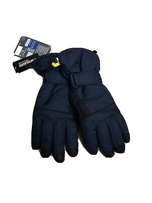 Level Ski World Cup JR CF Blue Thinsulate ™ Water Repellent