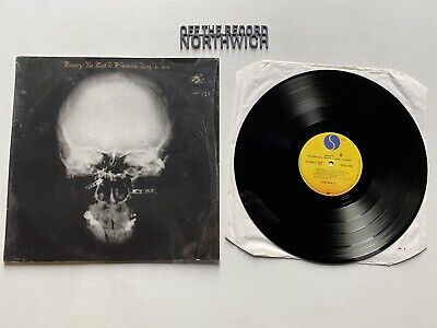 Ministry Mind is Terrible Thing to Taste 1989 LP Record Photo Flat 12x5.5 Poster