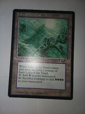 Alliances Reserved List! 1x Helm of Obedience LP MTG Played MtG
