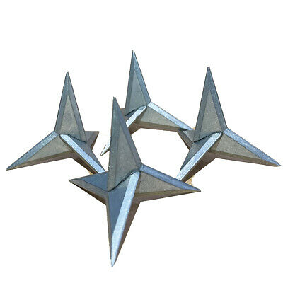 Heavy Steel Road Tire Spikes Stars Immobilizer 100 Large Caltrops 5 colors