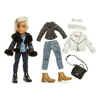 2018 Designer Release Two Outfits Bratz Collector Cameron 10-Inch Doll HTF