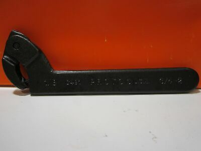 """Proto JC471 3//4/"""" To 2/"""" Adjustable Hook Spanner Wrench USA MADE"""