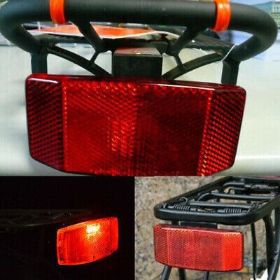 SUNLITE TL-L505 Rack Mounted Rear Bicycle Safety Light