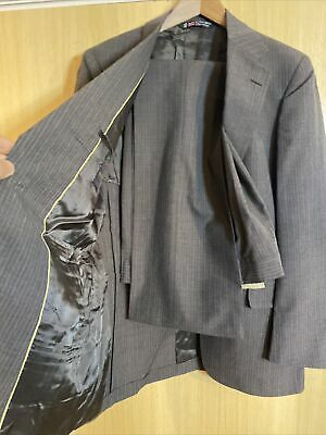 Mens Austin Reed Of Regent Street Grey Suit Size M Good Condition 79 00 Picclick Uk