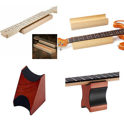 Alnicov Guitar Neck Rest Guitar Neck Support Pillow Electric Acoustic Guitar Bass String Instrument Cleaning Repair Maintenance Setup Tool