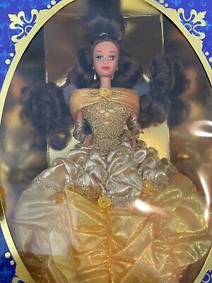 Details about  /Vtg 1996 Disney Beauty and the Beast Belle Doll #16089 NRFB MIB Mattel