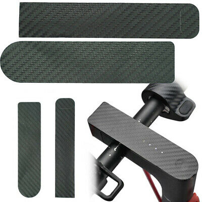 Pro 2pcs Scooter Stickers Adhesive Control Panel Center Cover For Xiaomi M365